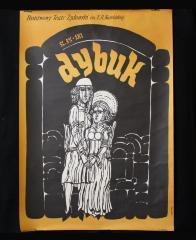 "State Jewish Theater (E.R. Kaminska) Presents ""The Dybbuk"""