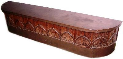 CJF.2009.001.133, Raised Flooring for Reading Table