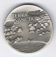 "Terra Sancta ""Holy Land"" Israel State Medal"