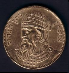Aaron the High Priest / HaKohen Medal