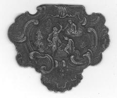 Binding of Isaac / Akedát Yitzḥák Plaque