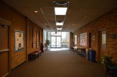Temple Sholom Office Foyer Pictures