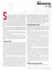 Magazine Fragment from Ami Magazine in Memory of Rav Moshe Twerksky, 2014