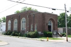 The Beth Israel Synagogue - Hamilton, Ohio - Chartered 1911