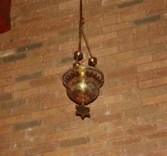 Eternal Light (Ner Tamid) from Roselawn Synagogue (Cincinnati, OH)