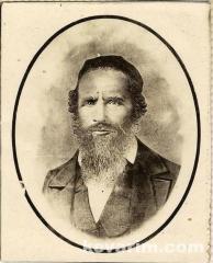 Pictures of Rabbi Shachna Isaacs of Cincinnati, Ohio & his wife Reitza Isaacs (Kashan)