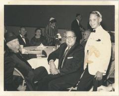 Picture of Rabbi Eleizer Silver at Bar Mitzvah of Benjamin S. Uides – August 22, 1964