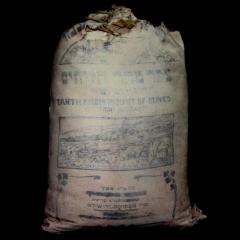 Bag of Earth from Mount of Olives from Jerusalem