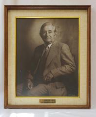 Portrait of Judge Fred B. Cramer