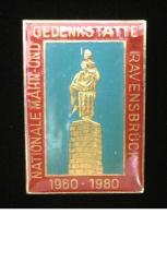 Ravensbruck 1980 National Monument Pin