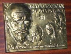 Doctor Janusz Korczak Medal Commemorating the 40th Anniversary of his death 1942 - 1982