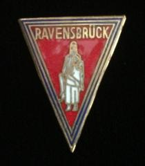Ravensbruck Commemorative Pin