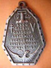Medal Commemorating the End of World War Two and the Defeat of the Nazis - 1945