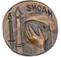 Shoah Medal - 1965