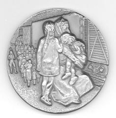 The Frankenhuis Collection Medal - 1967
