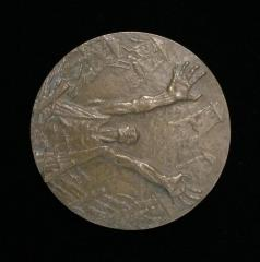 French National Federation of Deported and Imprisoned Resistance Fighters and Patriots 1974 Medal