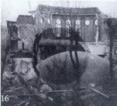 Photo Destroyed Synagogue in Bad Wildungen