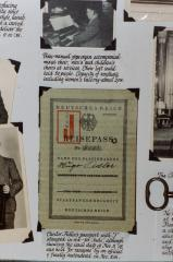 Photo of Cantor Adler Passport