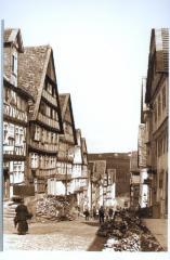 Photo Bad Wildungen linderstrabe 20th century