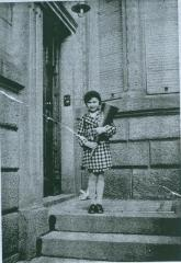 Photo First day of school 1936