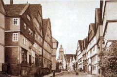 Photo Bad Wildungen BrunnerstraBe Marketplace