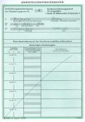 Angestelltenversicherung 1967