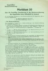 Merkblatt 20