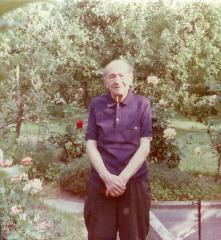 Photo Henry Blumenstein July 1978