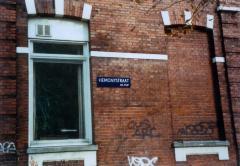 """Photo of Window """"Hemonystraat de pijp"""" (Blumenstein)"""