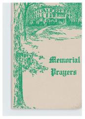 Memorial Book from Weil Funeral Home, Cincinnati, OH