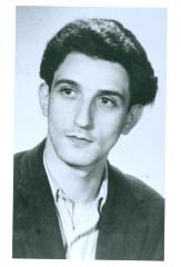 Photo Werner Coppel Portrait as Young Man
