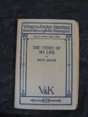"German Language Version of ""The Story of My Life"" by Helen Keller"