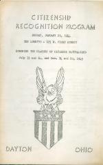 Citizenship Recognition Program