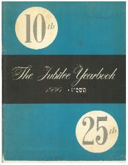 The Cincinnati Jewish Jubilee Yearbook - 1957
