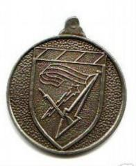 Pendant of the Israel Defense Forces 7th Armored Brigade (Hativa Sheva)