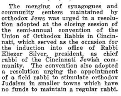 AH Convention Resolution 12/4/1931