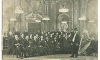 Cincinnati Jewish Center Symphony Orchestra Group Photo Front