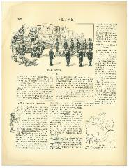Life Magazine Article from 1905 Responding to Charge in the Cincinnati Based American Israelite that Life Magazine used Anti-Semitic Language in one of its Articles