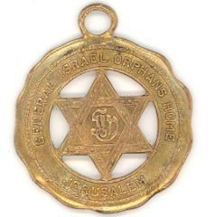 General Israel Orphans' Home for Girls Pendant