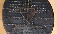 Maximilian Kolbe Commemorative Medal Front/Obverse