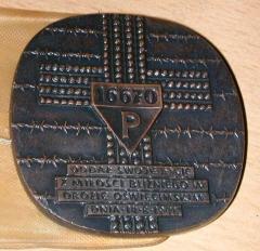 Maximilian Kolbe Commemorative Medal