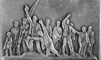 Buchenwald Liberation Plaque