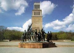 Pictures of Buchenwald Monument