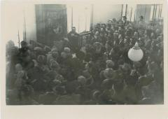 Rabbi Silver Speaking in Europe