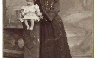 Photograph of Anne Berlov Morris and Her Mother, Michelle Kovinsky Berlov Front