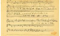 Transcription of German Jewish Melodies Page 1