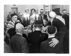 Dedication of Sefer Torah at New Hope Congregation