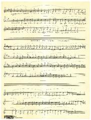 "Sheet Music in the German Minhag: ""Melodies for Birkas Hakauhanim"""