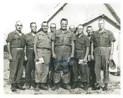 Photograph of Navy Chaplains in Vietnam Assigned to 3rd Marie Amphibious Force, Da Nang