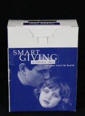 Tzedakah / Charity Box from the Jewish Federation Cincinnati for its 2003 Campaign